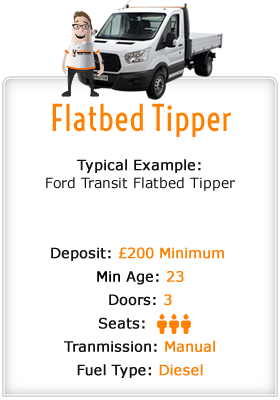 Flatbed Tipper